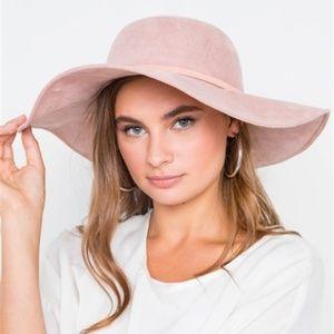 Floppy Hat -pink